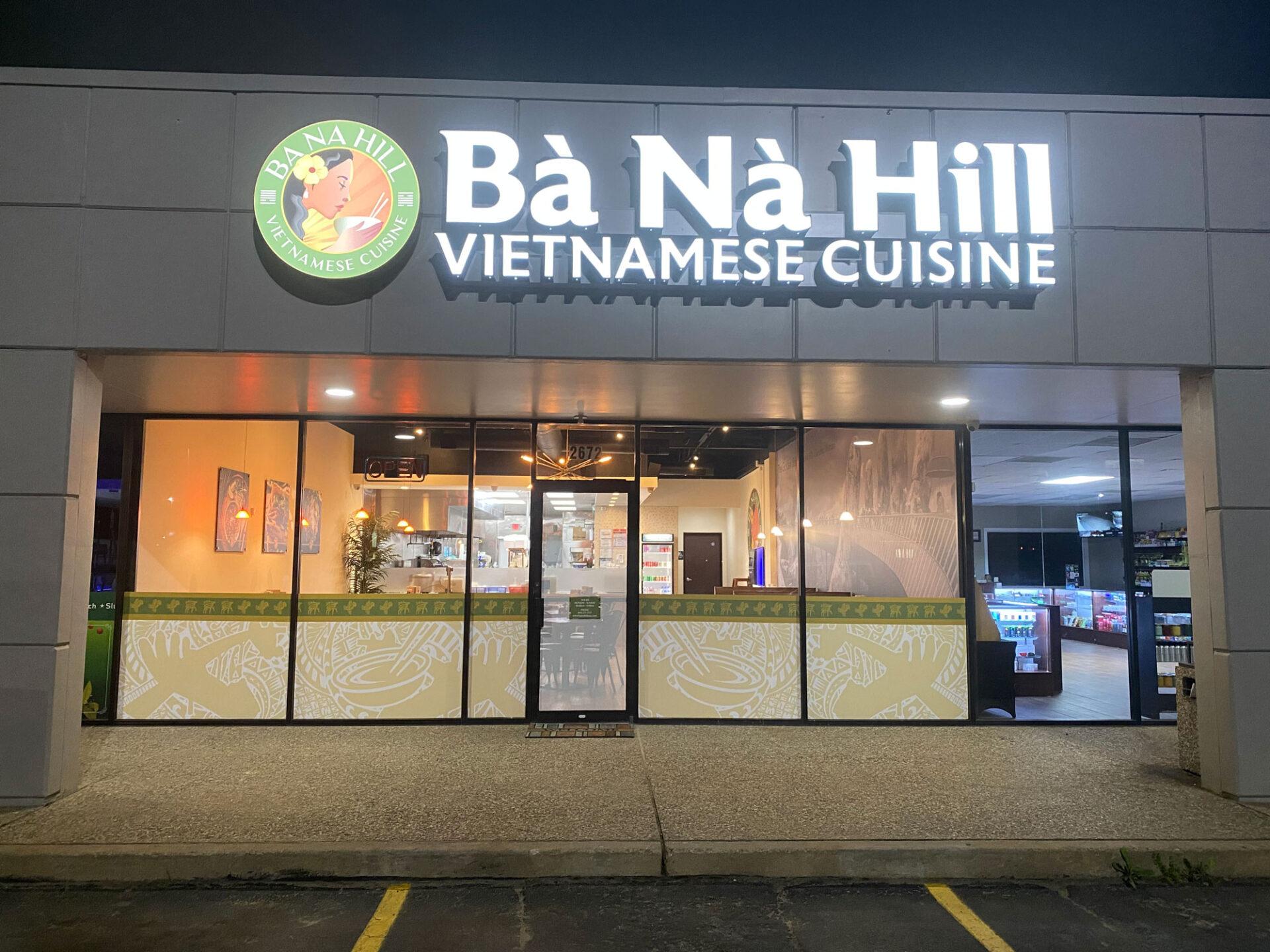 Ba Na Hill Vietnamese Cuisine